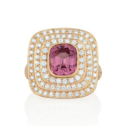 Spinel Bespoke Ring