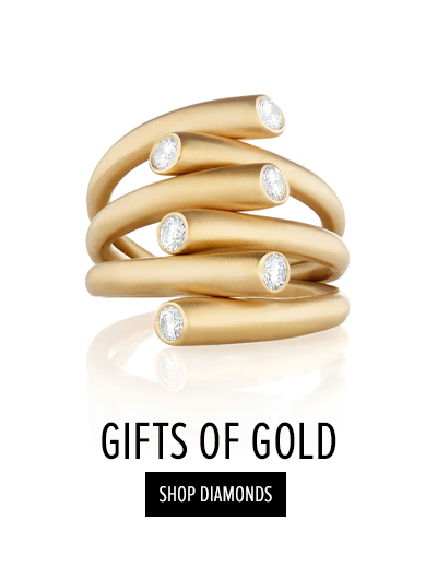 Gifts of Gold. Shop Diamonds