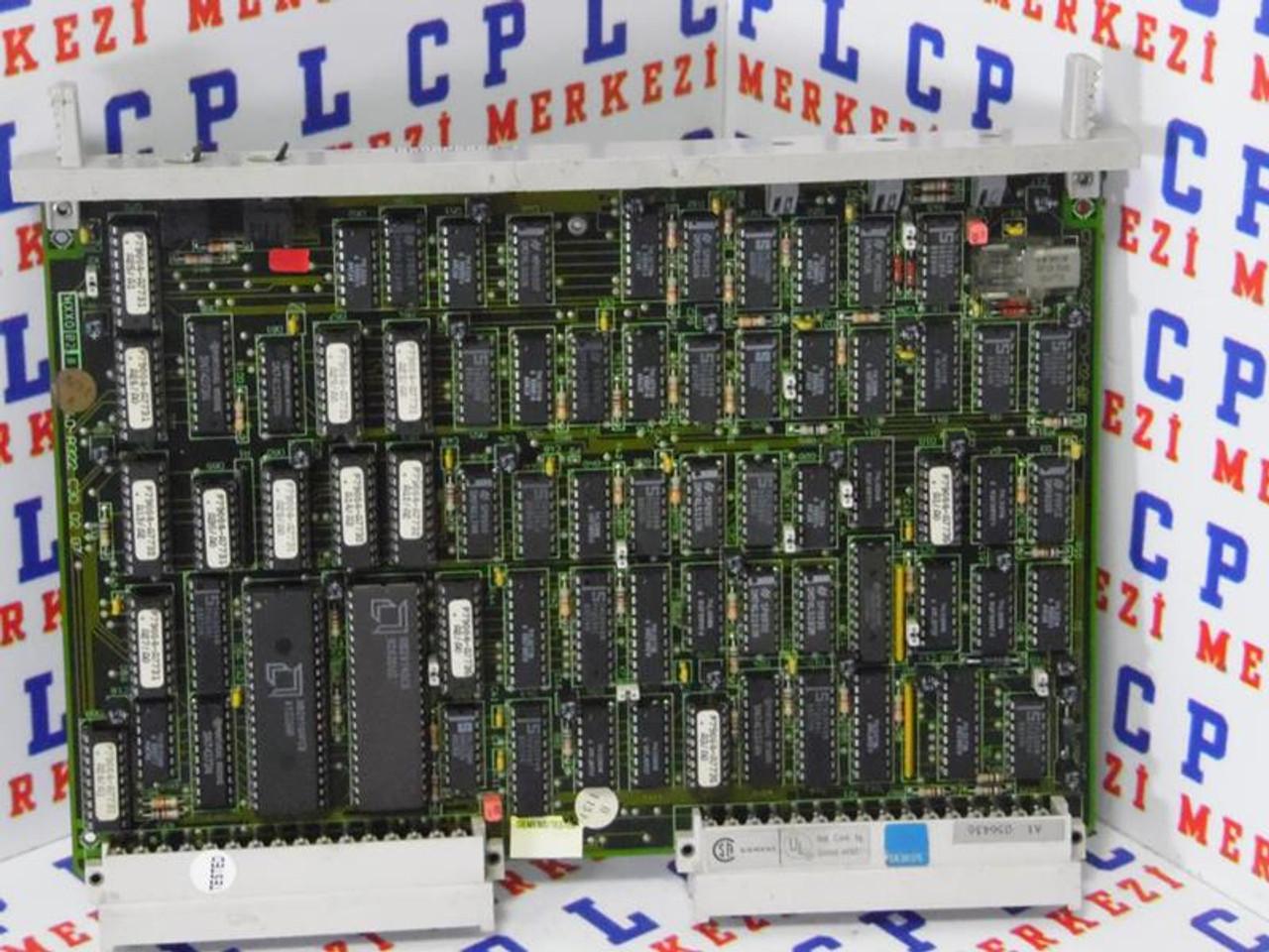 Siemens SIMATIC s5 CPU 924,6es5924-3sa12,6es5 924-3sa12