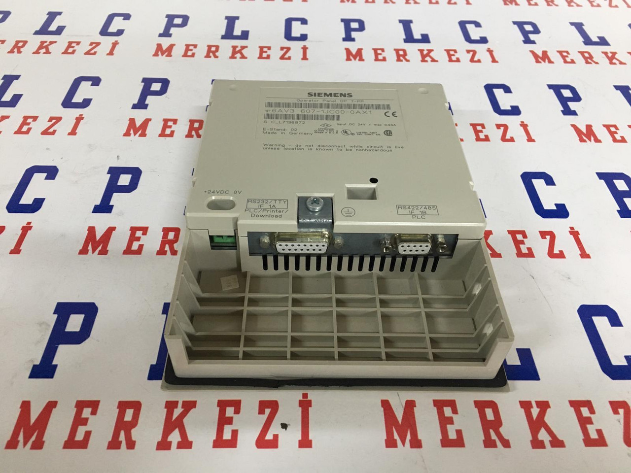 6AV3 607-1JC00-0AX1, 6AV3607-1JC00-0AX1 Siemens OP7 UK