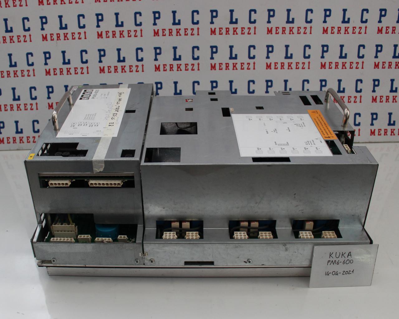 PM6-600,PM6-600 KUKA SERVO CONTROL CONTROLLER