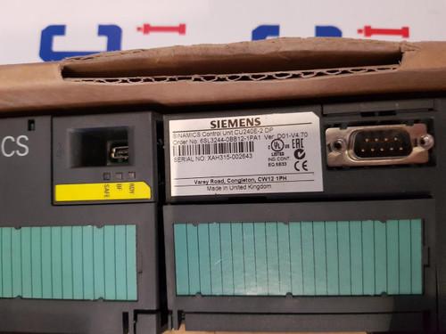 6SL3 244-0BB12-1PA1,6SL3244-0BB12-1PA1 Siemens SINAMICS