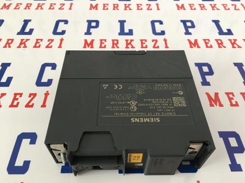used 6 v2.5 SIEMENS Simatic net 6gk7343-1cx10-0xe0 6gk7 343-1cx10-0xe0 e