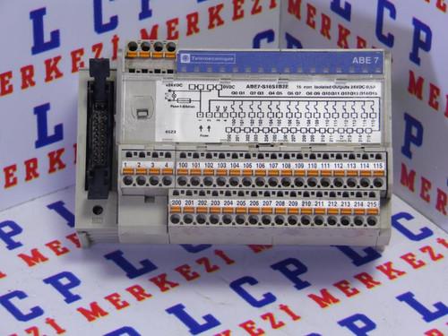 ABE7 S16S1B2E,ABE7-S16S1B2E Telemecanique Output Module