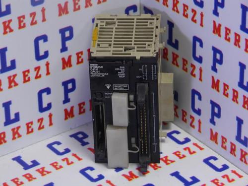 CJ1M CPU21,CJ1M-CPU11 Omron Controller