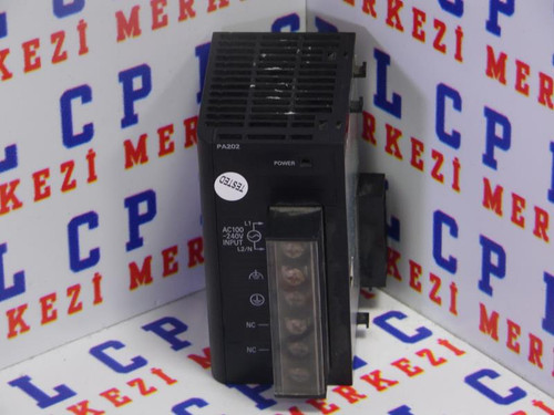 CJ1W PA202,CJ1W-PA202 Omron Power Supply