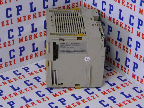CQM1H CPU51,CQM1H-CPU51 Omron Programmable Controller