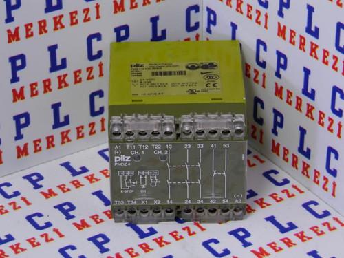PNOZ 24VDC,PNOZ-24VDC PILZ Safety Relay