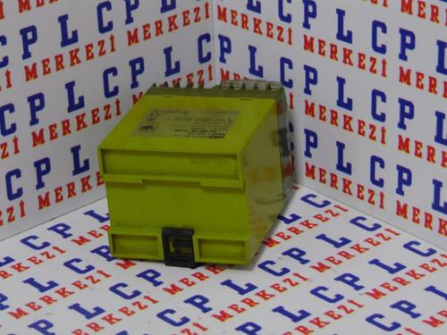 PNOZ1 3S,PNOZ1-3S Safety relay