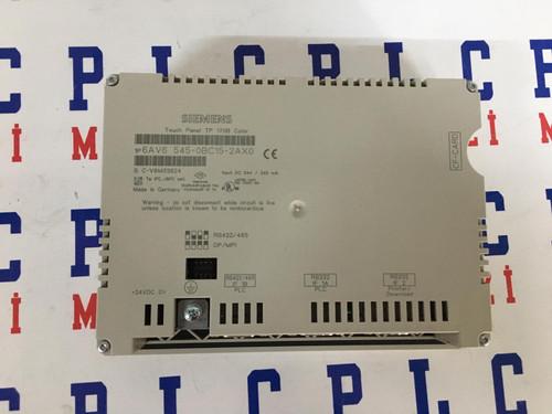 6AV6 545-0BC15-2AX0,6AV6545-0BC15-2AX0 Siemens TP 170B Operator Panel