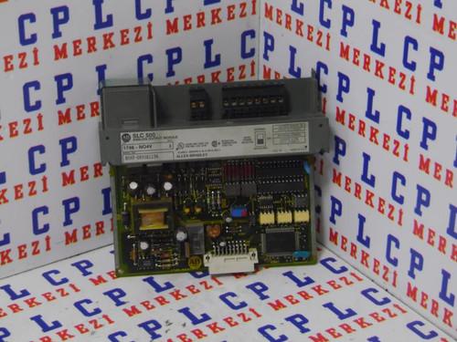 1746-NO4V,1746 NO4V Allen-Bradley analog output module