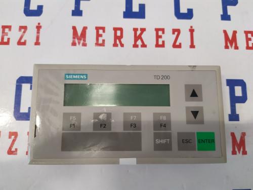 6ES7 272-0AA20-0YA0,6ES7272-0AA20-0YA0 Siemens TD 200 TEXT DISPLAY