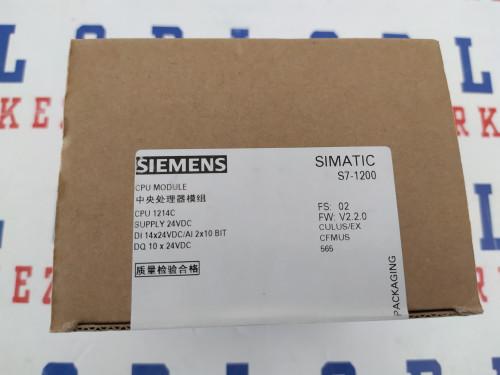 6ES7 214-1AE30-0XB0,6ES7214-1AE30-0XB0 S7-1200 Siemens