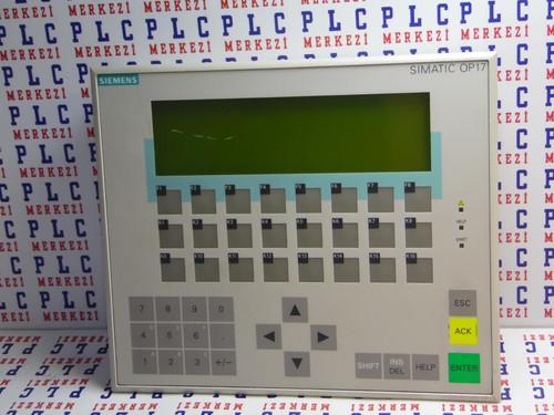 6AV3617-1JC20-0AX1 Siemens OP17