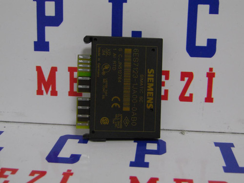 6ES7 123-1JA00-0AB0,6ES7123-1JA00-0AB0  Siemens Simatic