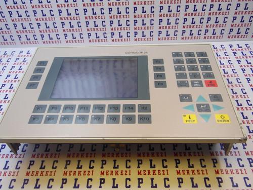 6AV3 525-1EA01-0AX0,6AV3525-1EA01-0AX0 SIEMENS OP25 OPERATOR PANEL