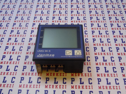 UMG96S Universal Measuring Device Janitza