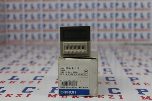 H3CA-8H,H3CA8H 200/220/240VAC OMRON TIMER