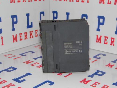 QX80 MITSUBISHI MELSEC INPUT MODULE