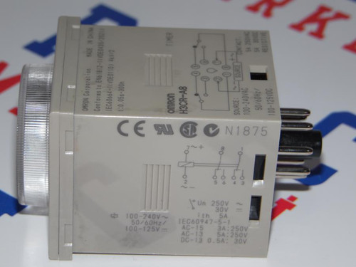 H3CR-A8,H3CRA8 OMRON Solid State Timer