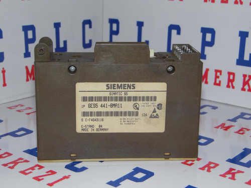 Siemens Simatic S5 Digital OUT,6ES5441-8MA11,6ES5 441-8MA11