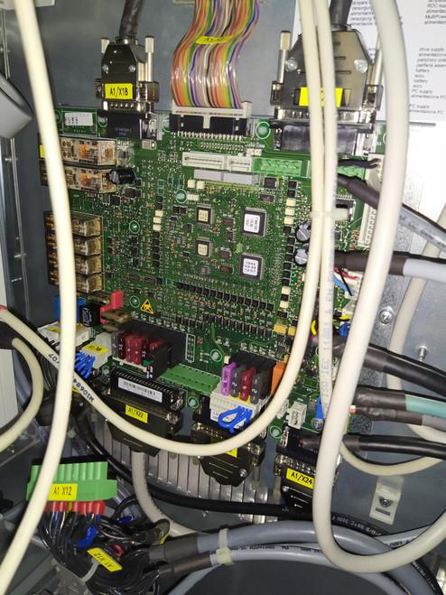 KUKA ESC C-13 00-134-932 Safety Board KRC2