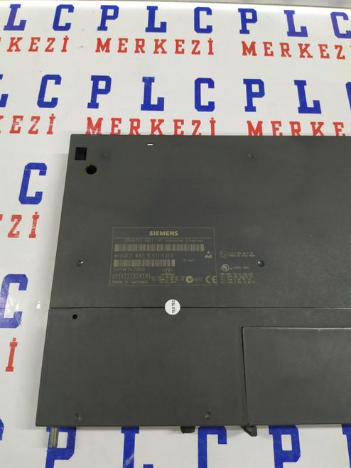 Siemens CP 443-1 6gk7443-1ex11-0xe0 6gk7 443-1ex11-0xe0 E 4 CP 443-1 TESTED ST