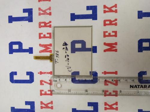 NEW TOUCHSCREEN 76mm x 60mm EATON XV-102-B4-35TQRF-1AN