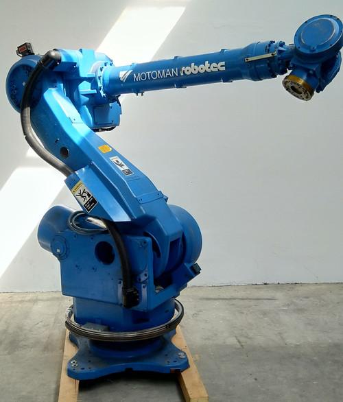 YR-UP165-A30, YRUP165A30 /2000 MOTOMAN YASKAWA ROBOT WITH CONTROLLER PANE / 2001