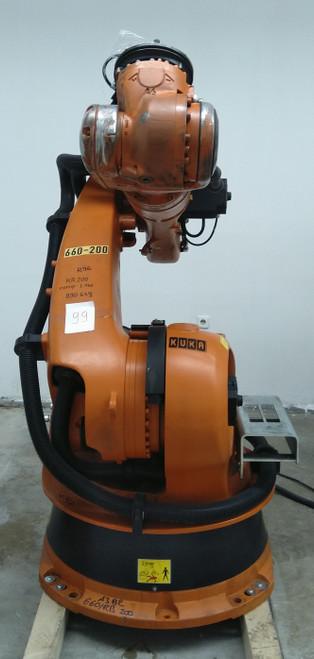 KUKA ROBOT KR200 L140 KRC 2 ED05 2008