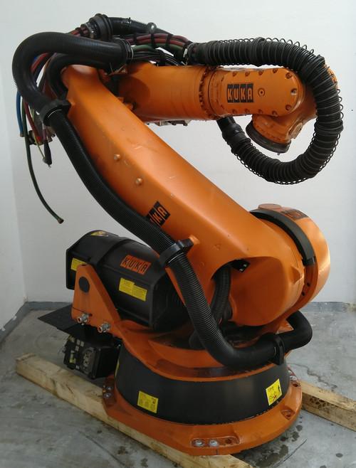 KUKA ROBOT KR210 2010 KRC2 ED05