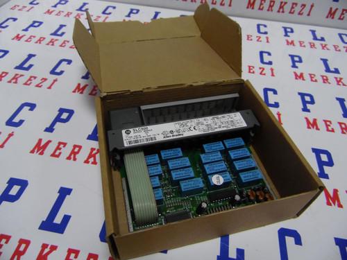 1746-OW16,1746 OW16 Allen-Bradley output module