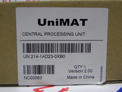UN214 1AD23 0XB0,UN214-1AD23-0XB0 UNIMAT CPU
