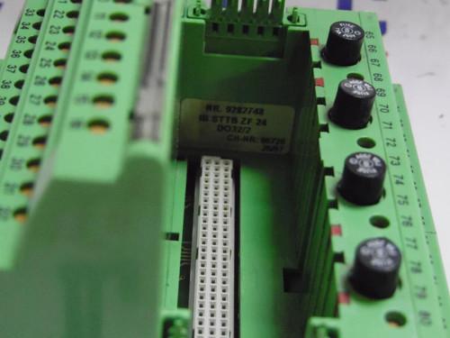 IBS-TZF-24-DO-32/2,IBSTZF24DO322 PHOENIX CONTACT DIGITAL I/O MOD