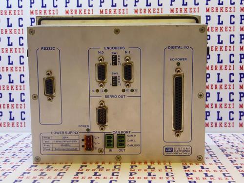 CTE158.11010 CMZ OPERATOR PANEL