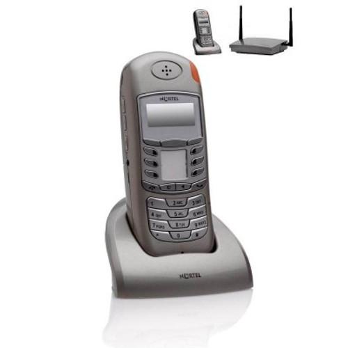 Nortel T7406E Cordless Phone And Base Unit