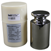 Adam Equipment 5000g Calibration Weight, ASTM Class 4 with case