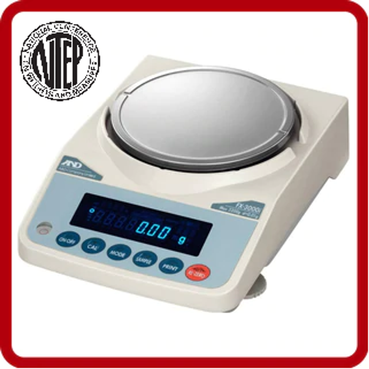 A&D Weighing FX-iN