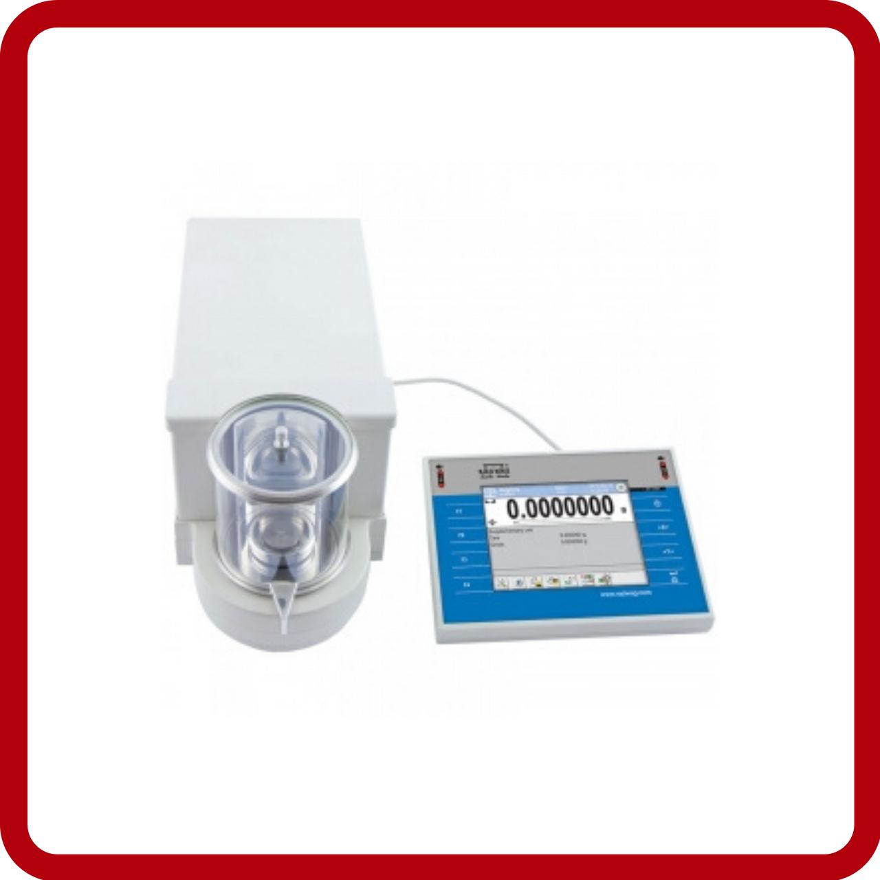 Ultra Micro Balances 0.1 μg