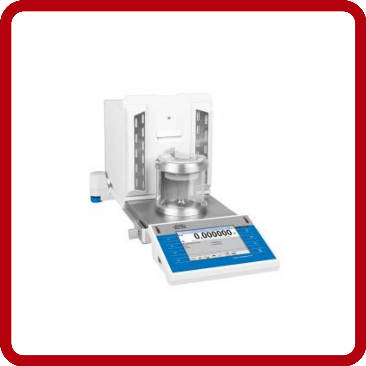 Micro Balances 0.001 mg