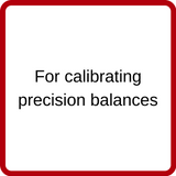 Rice Lake ASTM Class 4 Calibration Weights