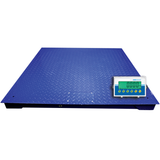 Adam Equipment PT 312-10 AE403 Floor Scale Package (front view)