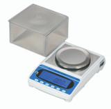 Brecknell MBS-300 Precision Lab Balance with Draft Shield