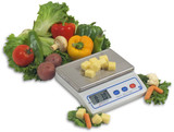 Cardinal Detecto PS7 Food Portioning Scale (in use)