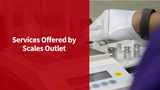How can Scales Outlet help with your maintenance and repair costs?