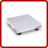 OHAUS Defender 5000 Stainless Steel Series Bases