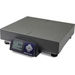 Mettler Toledo BC60 Series BCA-222-60U-4131-110 Shipping Bench Scale, 150 lb x 0.05 lb, FedEx Setup, NTEP