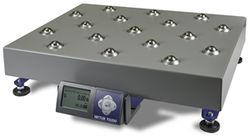 Mettler Toledo BC-223-150U-4146-110 Roller Ball Shipping Scale, 150/300 lb x 0.05/0.1 lb, Fedex Setup, NTEP