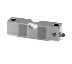Celtron CLB-125K 125,000 lb Double Ended Beam Load Cell, NTEP