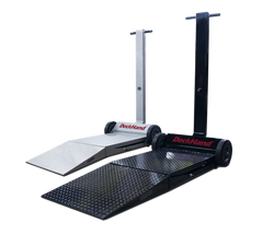 Rice Lake DeckHand 1000 lb Floor Scale with 482 Plus Legend Indicator